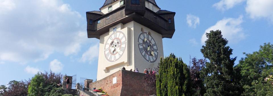Stadt Graz – Historisches Zentrum und Schloss Eggenberg