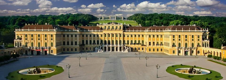 Schloss und Gärten von Schönbrunn