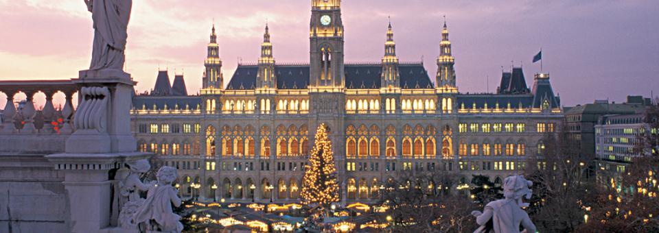 Das historische Zentrum von Wien